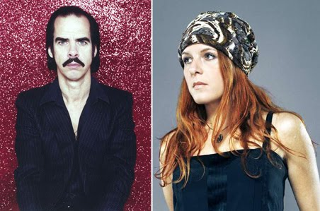 Nick Cave e Niko Case